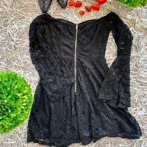 LF Dresses - 🆕 LF Brand off shoulder lace LBD